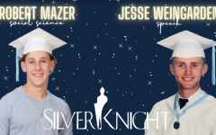 Palmetto's Silver Knight Nominees: Robert Mazer for Social Science and Jesse Weingarden for Speech