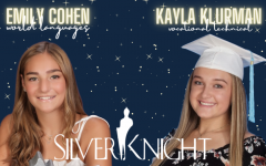 Palmetto's Silver Knight Nominees: Kayla Klurman for Vocational Technical and Emily Cohen for World Languages