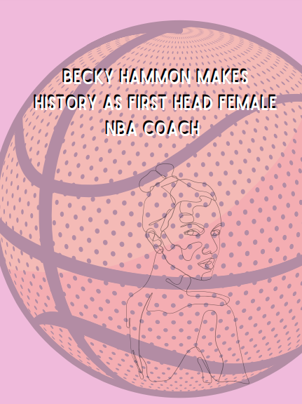 Becky Hammon Fills In As First Female Head Coach in NBA History