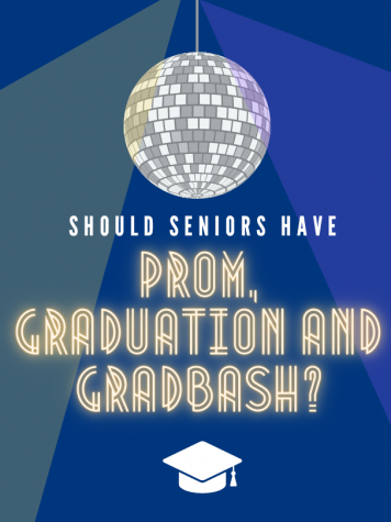 Should Seniors Have Prom, Gradbash and Graduation?