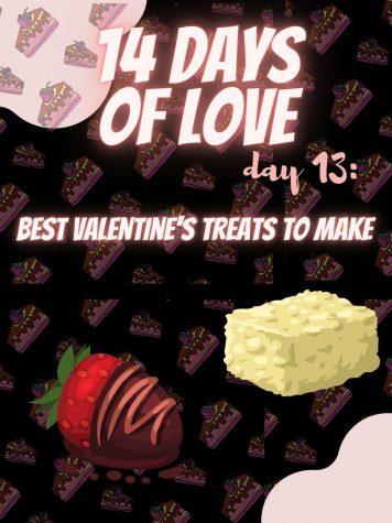 14 Days of Love Day 13: Best Valentine