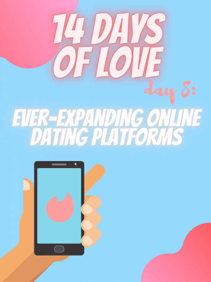 14 Days of Love Day 8: Ever-Expanding Online Dating Platforms