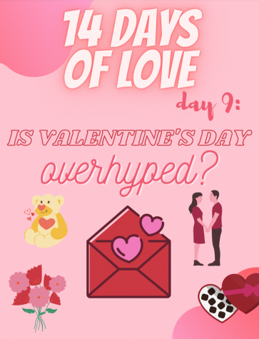 14 Days of Love Day 9 (FACEOFF): Is Valentine's Day Overrated?