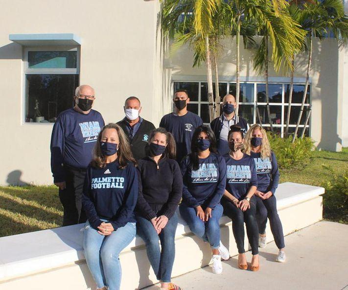 Photo courtesy of Miami Palmetto Senior High School.