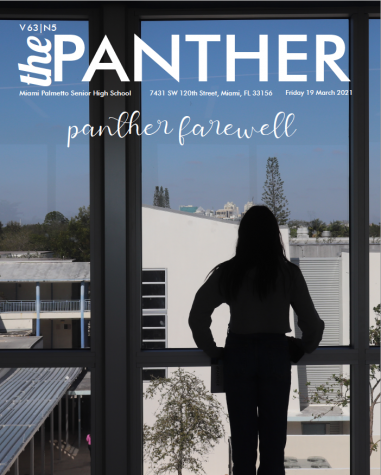 The Panther 2020-21 Issue 5: Panther Farewell