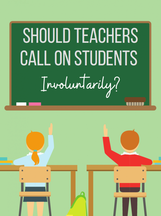 FACEOFF: Should Teachers Call On Students Involuntarily?