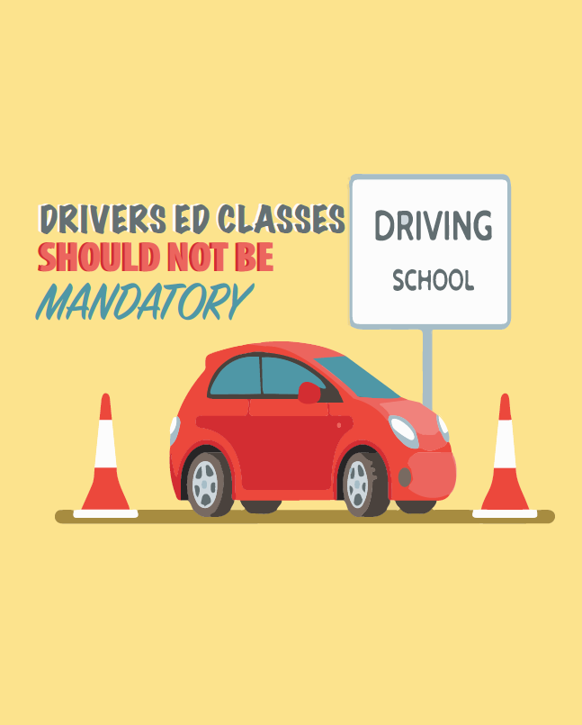 High Schools Should Not Mandate Drivers Education Courses