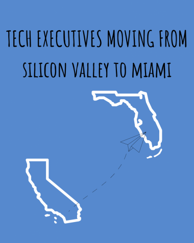 Tech Executives Moving From Silicon Valley to Miami