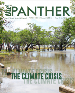 The Panther 2020-21 Issue 6: The Climate Crisis