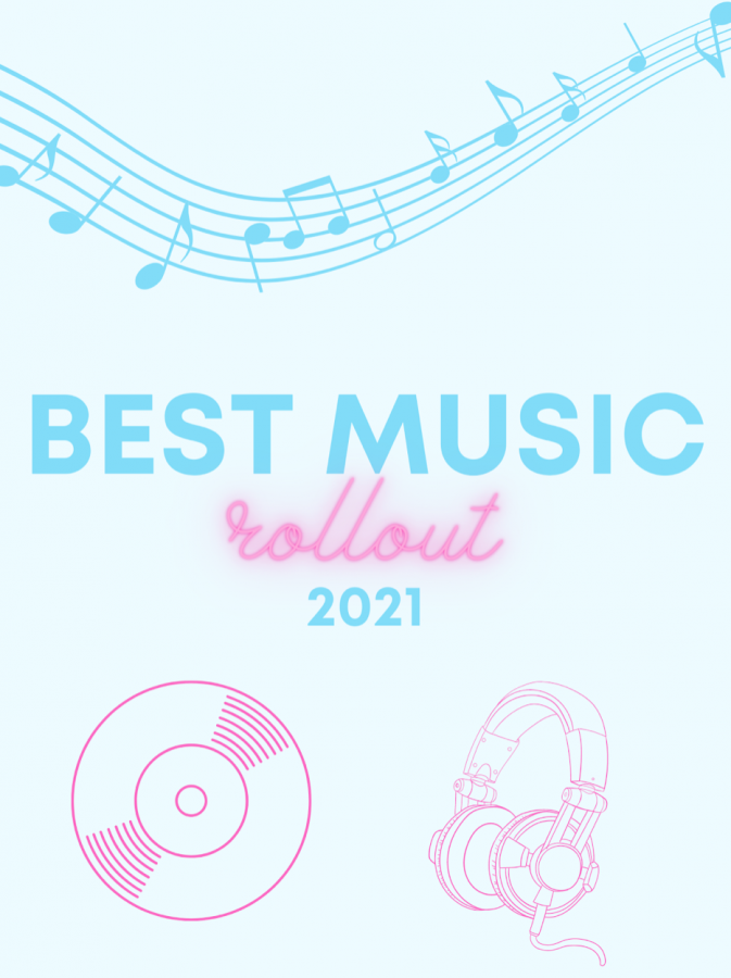 Notable Music Rollouts of 2021
