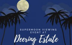 Supermoon Viewing at Deering Estate