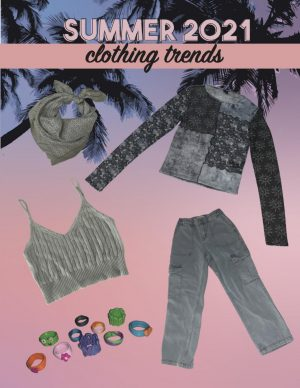 The Top 10 Best Fashion Trends for Summer 2021