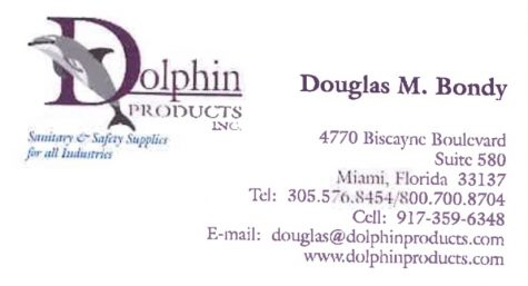 This story is sponsored by Dolphin Products.