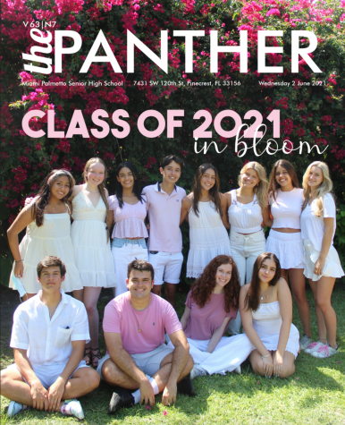 The Panther 2020-2021 Issue 7: Class of 2021 in Bloom
