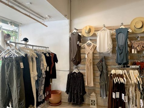 Nikki's Beachhouse Boutique's fall selection