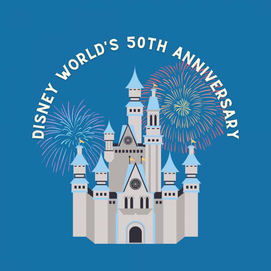 Disney World Celebrates 50th Anniversary