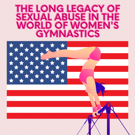 The Long Legacy of Sexual Abuse in the World of Women's Gymnastics