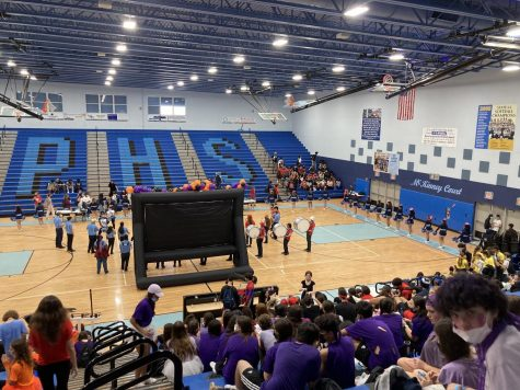 Palmetto held Panther Prowl as a pep rally on Oct. 14.